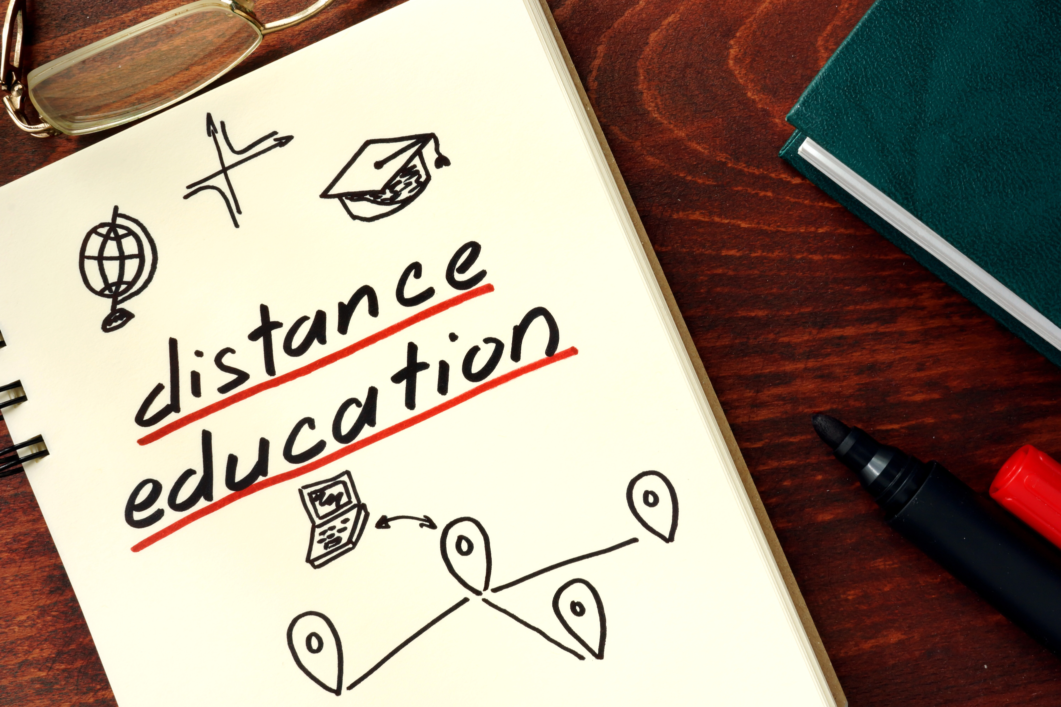 Distance education in telanagana
