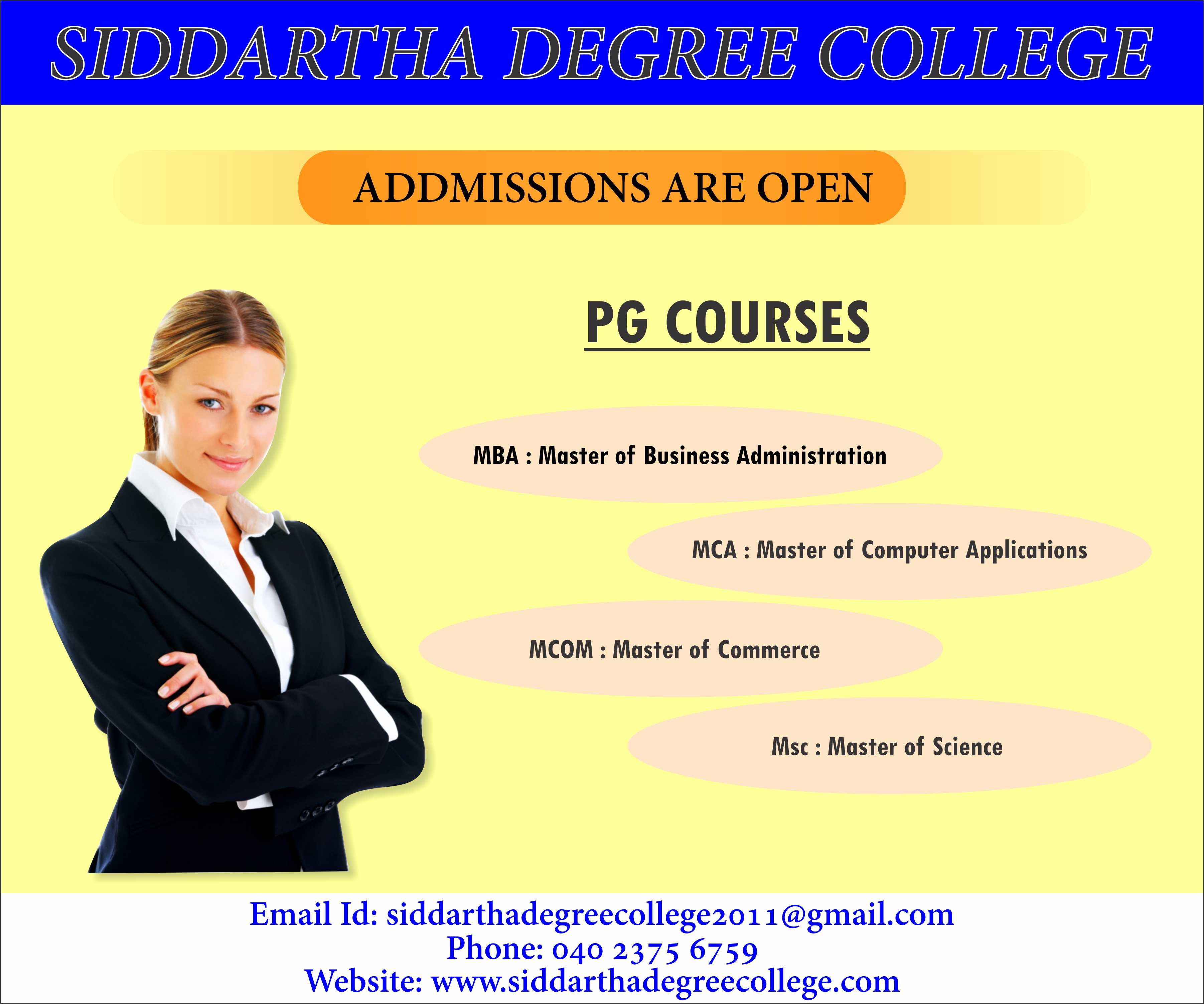 MBA Distance Education in Hyderabad